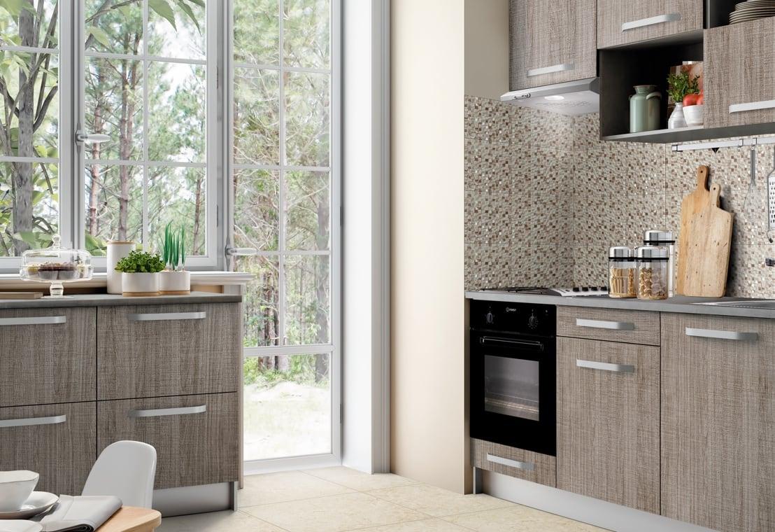Cucina - Arredare cucina e soggiorno come se fossero un unico ambiente