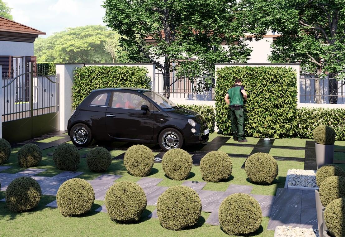 Giardino - Curare il giardino con stile
