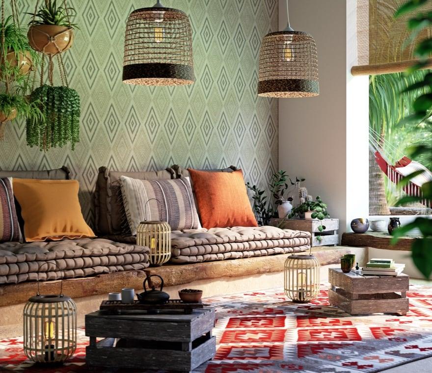 Tendenza - Decorare la casa in stile Zanzibar