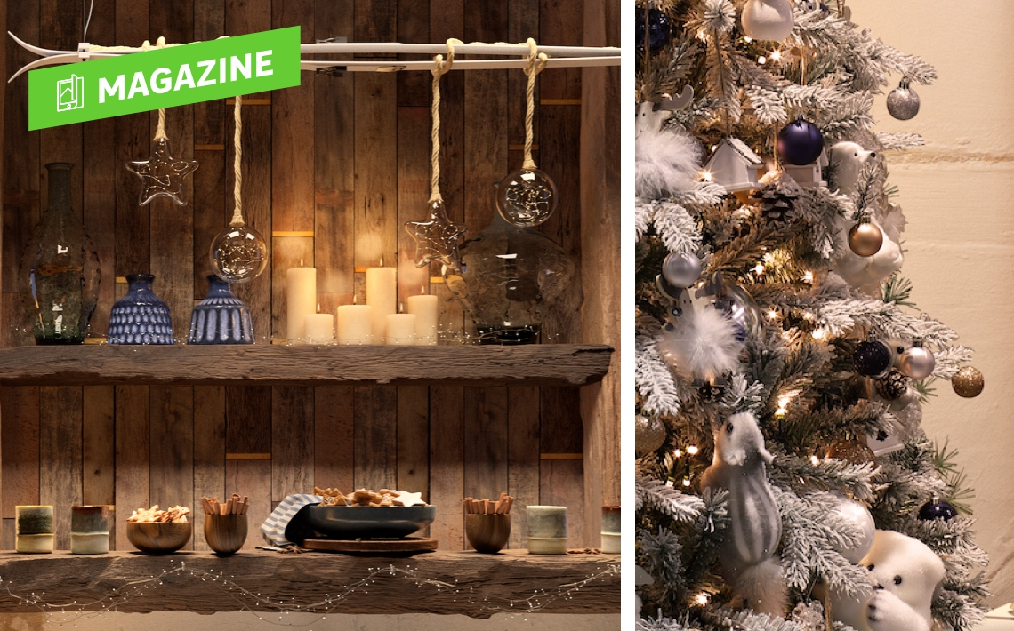 Come decorare la casa per un Natale in stile Artic