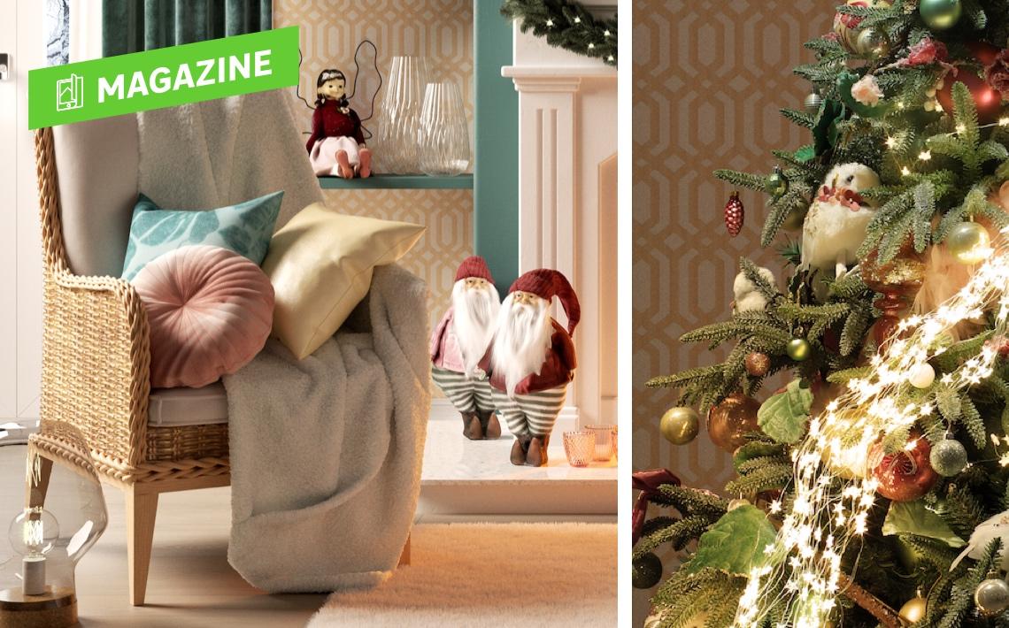 Idee per un Natale fatato con lo stile Sottobosco