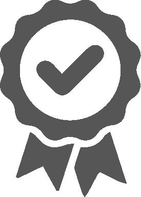 Elevata qualità dei materiali   icona
