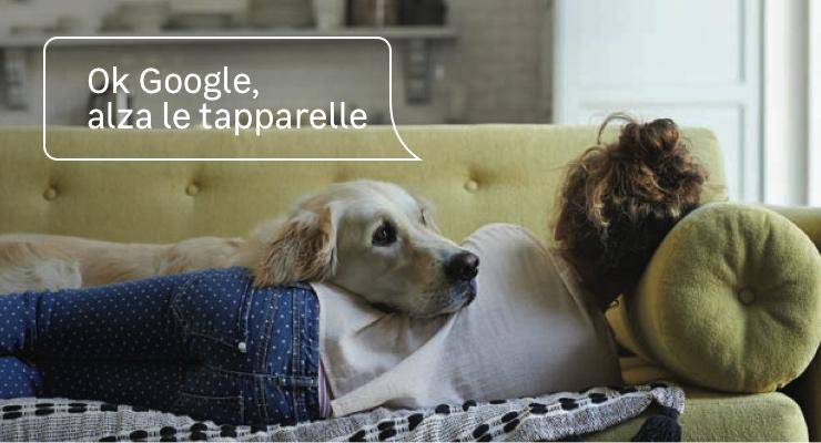 Assistenza vocale google