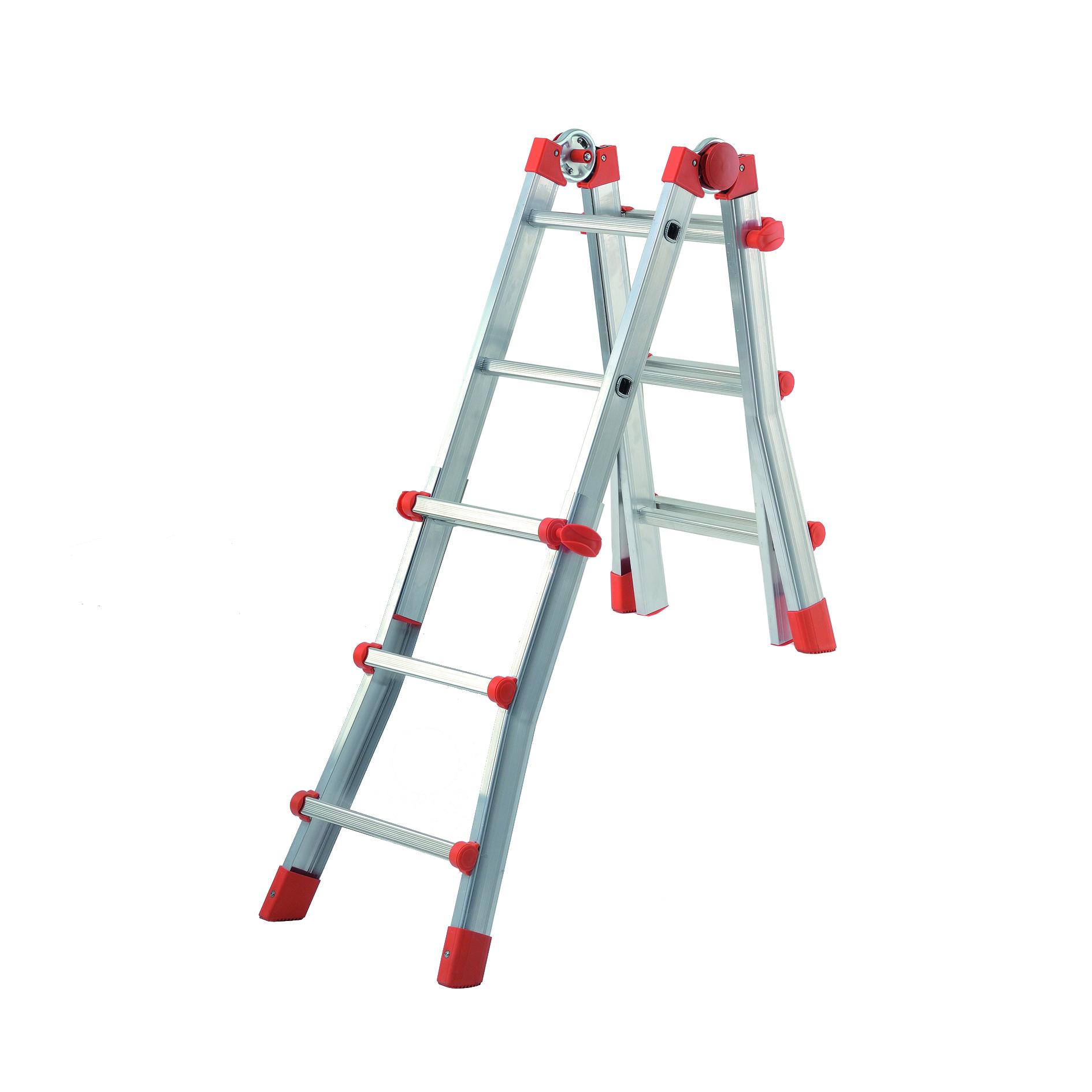 Scala telescopica dexter 3 3 gradini 34650336