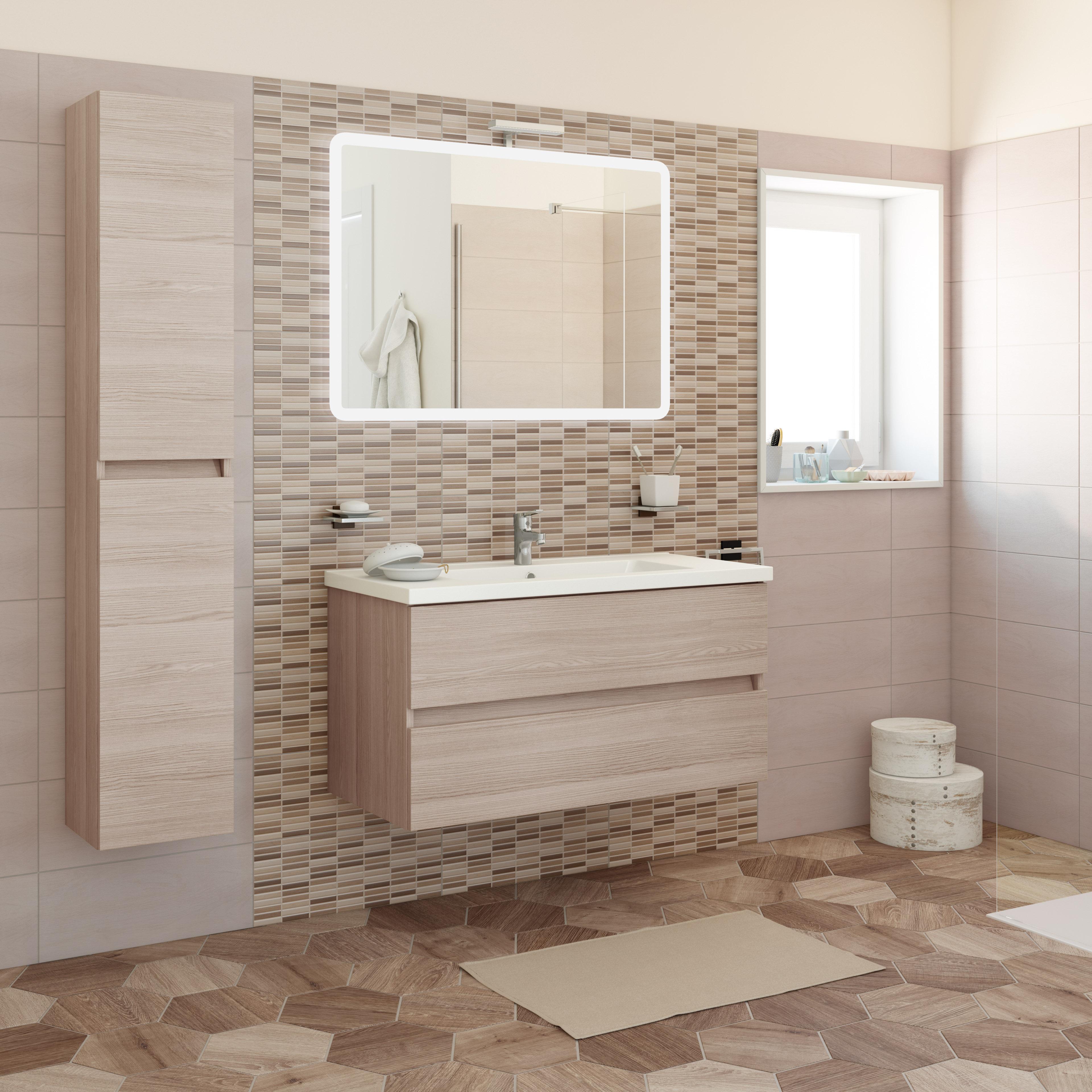 Armadietto bagno olmo idee per la casa - Armadietto bagno leroy merlin ...