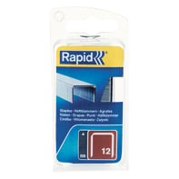 Graffe RAPID L 0.95 mm H 1.2 cm 720 pezzi