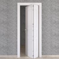 Porta pieghevole Alioth bianco L 70 x H 210 cm destra