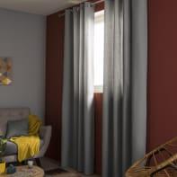 Bastone per tenda Nilo in metallo Ø 20 mm cromo lucido 250 cm INSPIRE