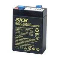 Batteria per allarme 6 V