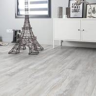 Pavimento PVC adesivo Senso Rustic Hielo Sp 2 mm bianco