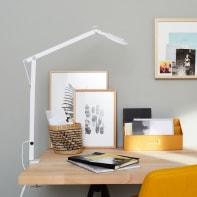 Lampada da scrivania Moderno Chill bianco , INSPIRE