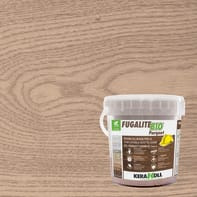 Stucco in pasta Fugalite Bio parquet KERAKOLL 3 kg testa di moro