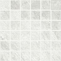 Mosaico Discovery Glacial H 30 x L 30 cm bianco