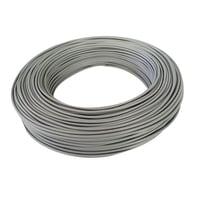 Cavo elettrico BALDASSARI CAVI 1 filo x 1,5 mm² Matassa 100 m grigio