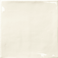 Piastrella per rivestimenti Natura 13 x 13 cm sp. 9 mm bianco