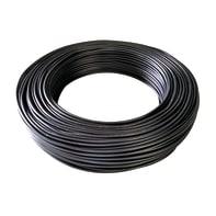 Cavo elettrico nero fs17  1 filo x 4 mm² 100 m BALDASSARI CAVI Matassa