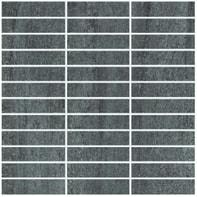 Piastrella Karin Cenere H 30 x L 30 cm grigio scuro
