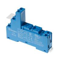 Zoccolo per relè industriale FINDER 9505MMMP 1 modulo IP20