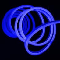 Striscia led Neon Flex Blu 5m luce bianco naturale 3LM IP67