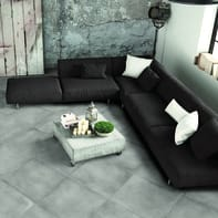 Piastrella Emotion 60 x 60 cm sp. 9.5 mm PEI 4/5 grigio