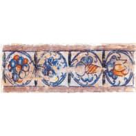 Listello Provence L 7.5 x H 20 cm multicolore