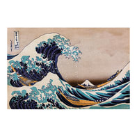 Poster The Great Wave 61x91.5 cm