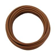 Cavo elettrico LEXMAN 1 filo x 1,5 mm² Matassa 15 m marrone
