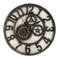 Orologio Compasso 38x38 cm