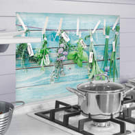 Sticker Kitchen Panel Herbes 45x65 cm