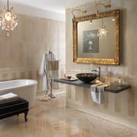 Piastrella per rivestimenti Venezia L 25 x H 70 cm beige