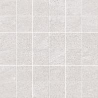 Mosaico Milano gris H 30 x L 30 cm grigio