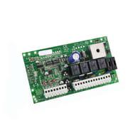 Centrale di controllo per cancello compatibile con kit apricancello anta doppia myaster4 24v