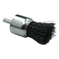 Spazzola per trapano TIVOLY in acciaio Ø 22 mm