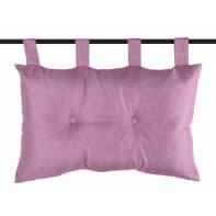 Cuscino Testata letto Bea rosa 70x45 cm