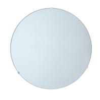 Plafoniera Avio bianco, in vetro, diam. 40 cm, E27 3xMAX60W IP20
