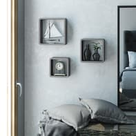 Cuscino INSPIRE Newsilka bianco 50x30 cm