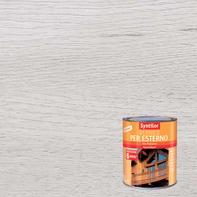 Vernice per legno da esterno liquido SYNTILOR 1 L bianco lucido