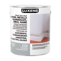 Primer precolorazione LUXENS base acqua interno / esterno per piastrelle, pvc, laminati, vetro 2.5 L