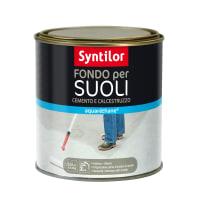 Primer SYNTILOR per suoli incolore trasparente 0.5 L