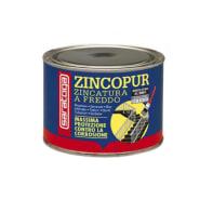 Primer SARATOGA base solvente interno / esterno ZINCOPUR 0.5 L