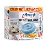 Ricarica sali assorbiumidità HENKEL Ariasana Aero 360° tab neutro 2x450g