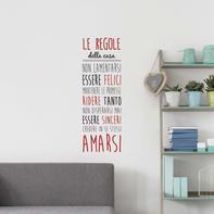 Sticker Words Up 47.5x70 cm