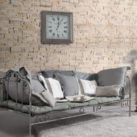 Rivestimento decorativo Santorin Artic bianco e grigio