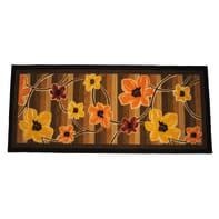 Tappeto cucina antiscivolo Star , multicolor, 57x135 cm