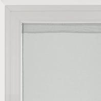 Tendina vetro Leo grigio tunnel 70 x 210 cm