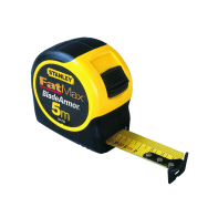 Nastro metrico STANLEY FATMAX Fat max plastica 5 m