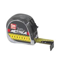 Flessometro pieghevole METRICA New graduation acciaio laminato Da 5 a 8 m