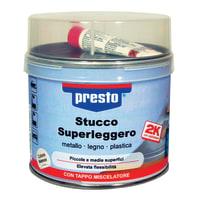 Stucco di riparazione plastica rigida PRESTO Superleggero 420 g
