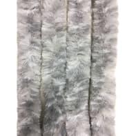 Tenda per porta Softy grigio 120x230 cm