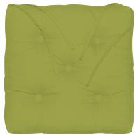 Cuscino per sedia Elema verde 40x5 cm